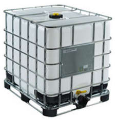 Composite tote tank or IBC